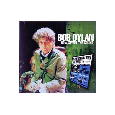 BOB DYLAN - How Sweet The Sound  CD